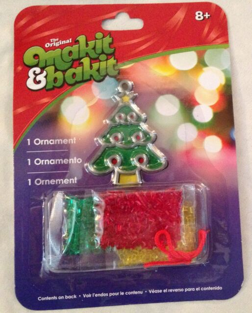 Christmas Ornament Decorating Kit