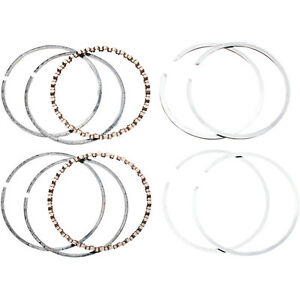Hastings Standard Repl. Cast Piston Rings for 88-03 Harley