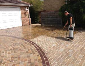 details about super seal wet look block paving patio imprinted concrete sealer rrp 89 99