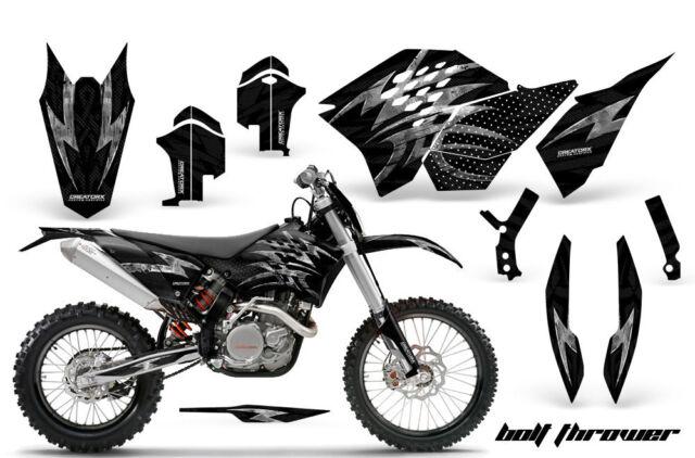 CREATORX GRAPHICS FOR KTM SX SXF 07-10, EXC XCF 08-10-11