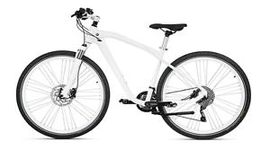 Original BMW Cruise Bike Fahrrad Gr.: M Mineral White NEU