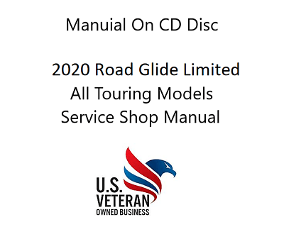 BEST CD Manual For Harley Davidson 2020 Road Glide Limited