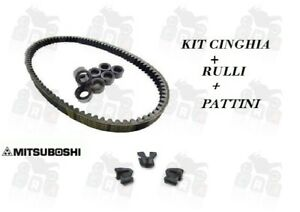 KIT RULLI+PATTINI+CINGHIA TRASMISSIONE G9003800 Aprilia