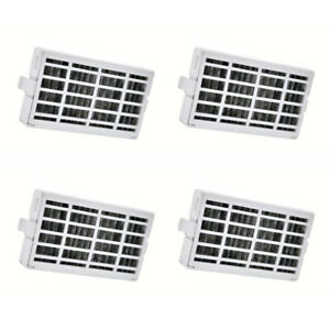 4PCS Replace Refrigerator Air Filter Fits Whirlpool AIR1