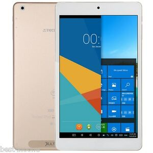 """Teclast X80 Power Tablet PC Win10 + Android 8.0"""" 64bit Quad Core 1.44GHz 2G+32G"""