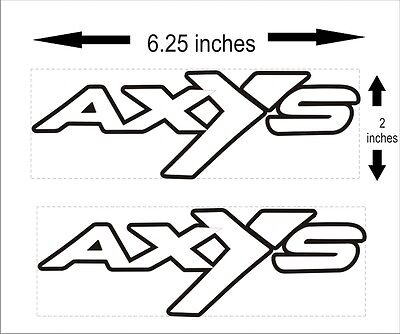 POLARIS AXYS SMALL decal GRAPHICS SWITCHBACK RUSH 800 600