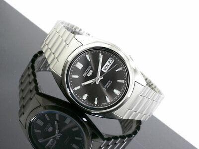 Seiko 5 Automatic 21 Jewels Japan Made Mens Watch SNXS79J1 FedEx | eBay