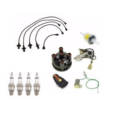 Fits Volkswagen Beetle Karmann Ghia Rotor, Cap, Wires