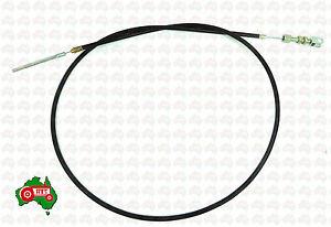 Tractor Engine Stop Cable 1230 mm Case David Brown 880 885