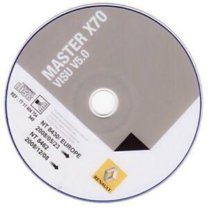 Renault Master 2008> schemi elettrici wiring diagrams   eBay