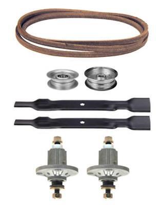 John Deere La105 Deck Belt : deere, la105, Deere, LA100, LA105, Mower, Parts, Spindles, Blades