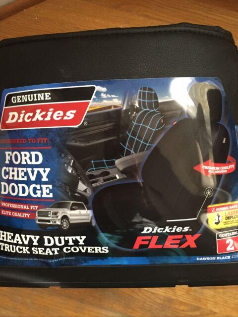 Dickies Heavy Duty Seat Covers : dickies, heavy, covers, Dickies, Heavy, Covers, Universal, Laser, Deploy, Online