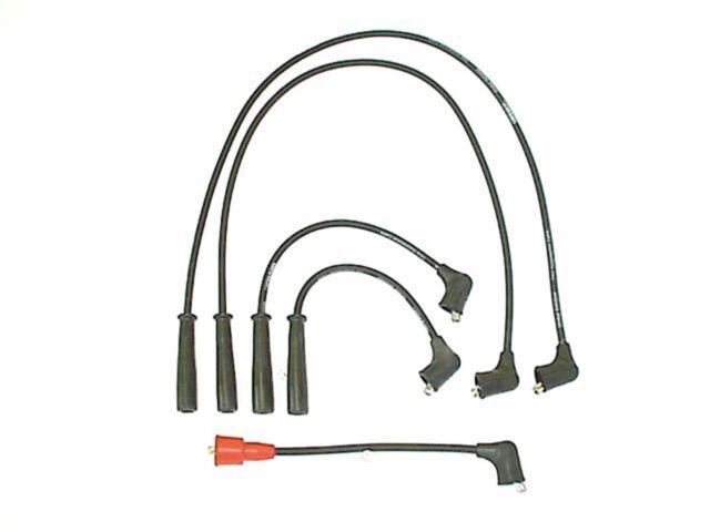 Cobra WC1462 Spark Plug Wire Set Subaru Cars GL,DL,LOYALE