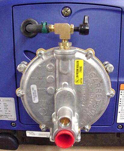 Natural Gas Splitter : natural, splitter, Propane, Natural, Generator, Splitter, Pressure, Washer, Conversion