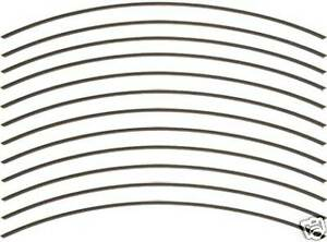 New Mazda Rotary Engine Side Seal Set (Set of 12) 1970 To