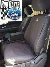 2009-2014 Ford F-150 Carhartt Seat Covers Gravel Captains ...