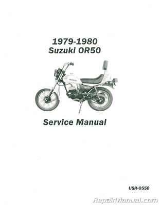 Auto Parts & Accessories Suzuki Factory Service Repair
