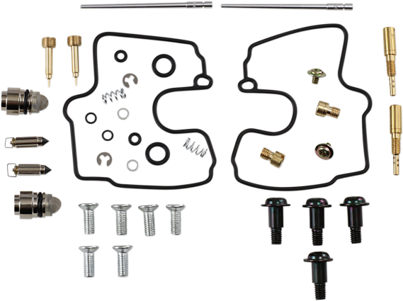 All Balls Carburetor Carb Rebuild Kit For The 1998-2004