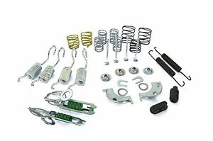 Small Brake Drum Parts Replacement Kit for Jeep AMC 20