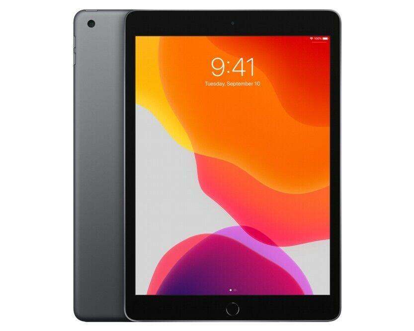 Apple iPad (2019) 10,2 Zoll, 32 GB, WiFi, raumgrau MW742FD / A.