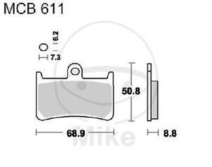 TRW Lucas Bremsbeläge MCB611 vorne Yamaha FZS 600 SH Fazer