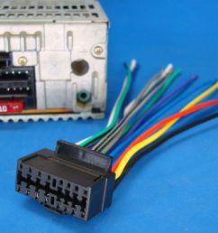 sony xplod 16 pin radio wire harness car audio stereo power plug back clip for sale online ebay [ 1600 x 1024 Pixel ]