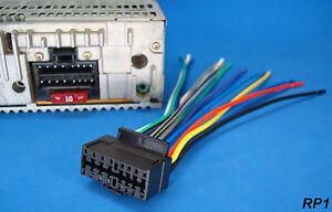 sony car stereo speaker wiring diagram 2003 dodge ram 1500 parts radio xplod face diagrams losenew 16 pin wire harness