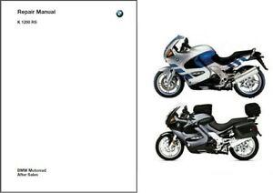 1996-2006 BMW K1200RS Service Repair Shop Manual CD
