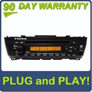 2002 nissan sentra rockford fosgate wiring diagram big tex gooseneck trailer cy10b great installation of 01 02 03 04 05 06 radio cd player aux rh ebay