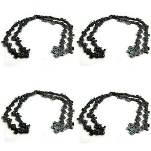 4 Pack Chainsaw Chain For 25