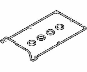 ELRING Gasket Set, Cylinder Head Cover for FIAT COUPE