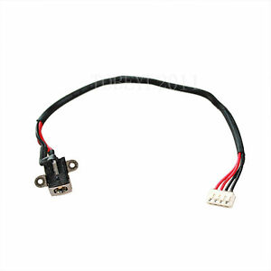 DC POWER JACK CHARGING PORT HARNESS CABLE FOR ASUS UL50