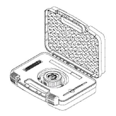 Midmark Ritter Field Service Calibration Smart Kit for M9