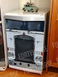 details about truck fridge wrap bar fridge kenworth k