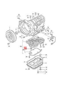 Genuine Seal AUDI VW A4 Wagon S4 Cabrio quattro A6 allroad