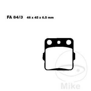 EBC R ATV & Dirt Rear Brake Pads FA084/3R Yamaha YZ 85 LW