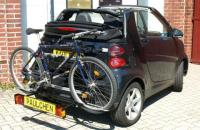 Paulchen Roof Racks Rear Carrier Bicycle for Smart FORTWO ...