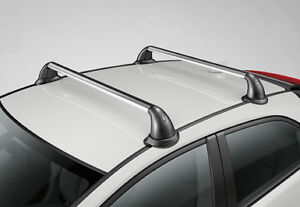 details about genuine honda civic roof bars 2012