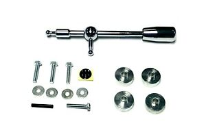 OBX Racing Chrome Short Shifter For 2000-2005 Toyota