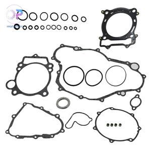 Complete Gasket Kit Top & Bottom End Engine Set For Yamaha