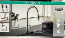 hansgrohe talis m kitchen faucet reviews