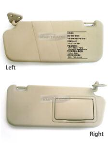 2012 Hyundai Elantra Sun Visor : hyundai, elantra, visor, Interior, Visor, Shade, Beige, LH+RH, HYUNDAI, Elantra