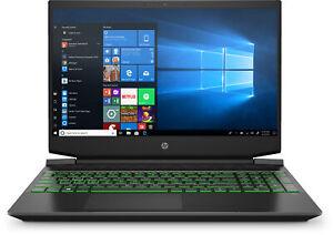 HP Pavilion Gaming Laptop 15.6 inch Full HD AMD Ryzen 5 8GB RAM 256GB SSD