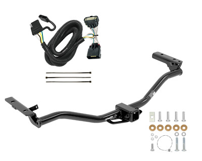 Trailer Tow Hitch For 11-19 Ford Explorer w/ Wiring