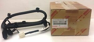 2010 Toyota Highlander Trailer Wiring Harness Lexus Oem Factory Tow Wire Harness 4 Pin Flat 2004 2009