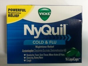 details about nyquil cold