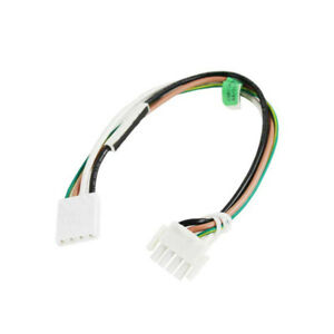 WWHF Flat Whirlpool Ice Maker Wiring Harness. Part # WWHF