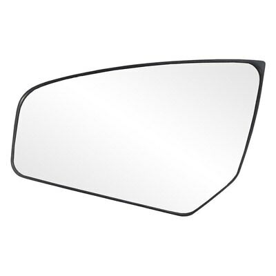 For Nissan Sentra 07-12 Driver Side Mirror Glass w Backing