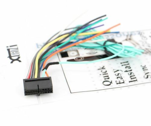 small resolution of xtenzi 20 pin radio wire harness for pyle plbt72g plbt72c for sale norton secured powered