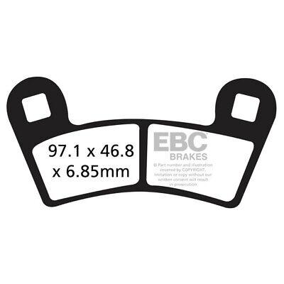 EBC FA456TT PASTIGLIA FRENO CARBON POLARIS RANGER RZR S